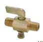 V401P Ground Plug Shutoff Valve