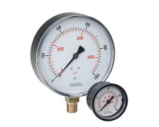 noshok-pressure-gauges
