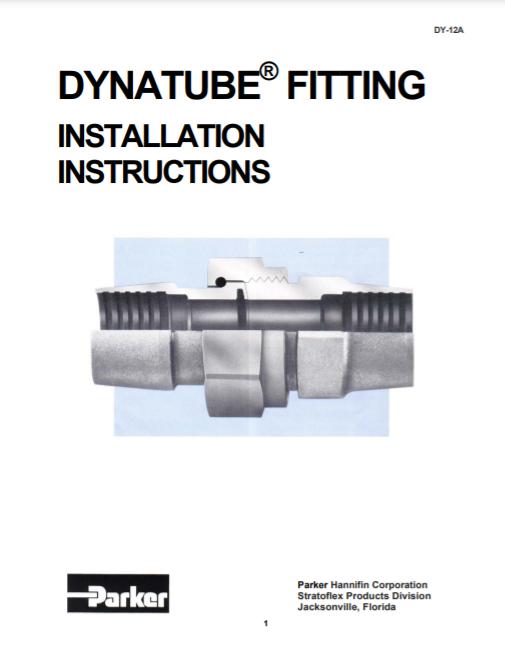 Dynatube Fitting