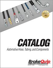 parker brake/clutch tubing- catalog