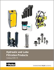 parker hydraulic filtration - catalog# 2300-16
