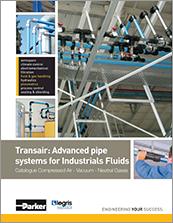 parker industrial pipework - catalog# t0026
