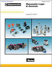 parker pneumatic logic - catalog# pcc-4
