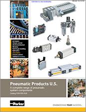 parker pneumatics - catalog# pdn1000-3