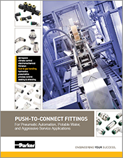 parker push to connect fittings - catalog# 3501-ptc-qrg