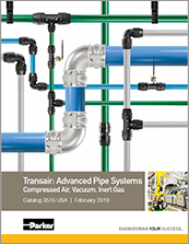 parker piping solutions for air - catalog# 3515