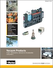 parker vacuum products - catalog# 0802-e