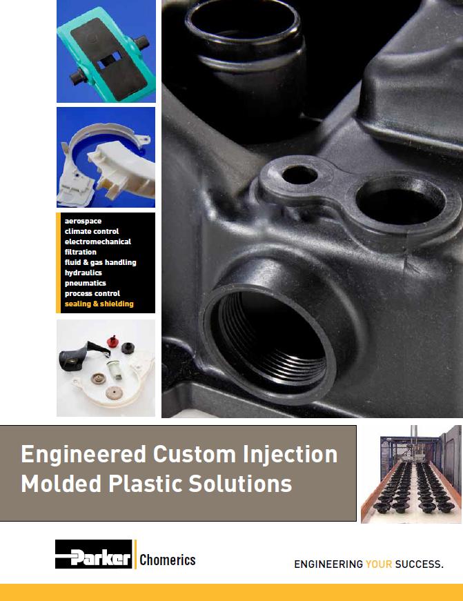 Engineered Custom Injection Molded Plastic Solutions