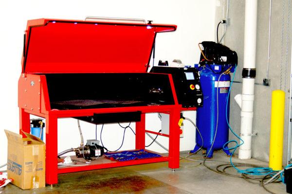 hydrostatic-testing