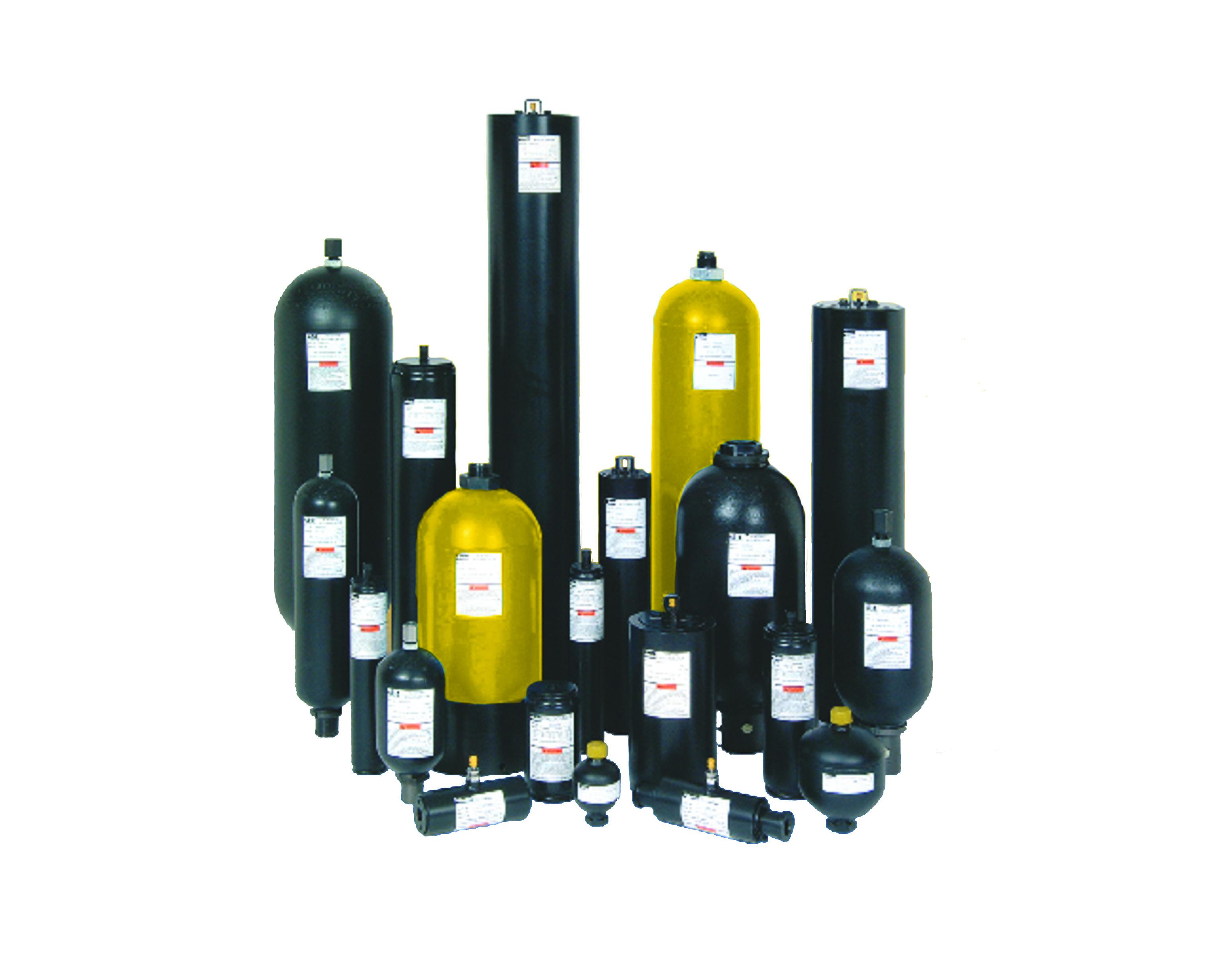hydraulic-accumulators