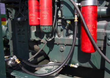 Parker QuickFit Oil Change System