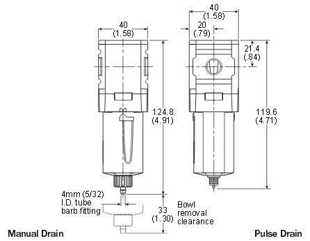P31-Mini-Particulate-Filter-Dimensions